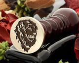 Lion 10 Wax Seal