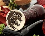 Lion 19 Wax Seal