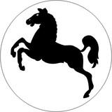 Horse 10 Wax Seal
