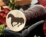 Horse 19 Wax Seal