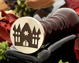 Castle 4 Wax Seal