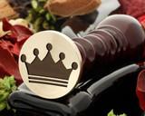 Crown 4 Wax Seal