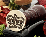 Crown 8 Wax Seal