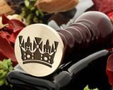 Crown 13 Wax Seal