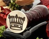 Crown 15 Wax Seal