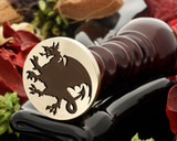 Dragon D11 Wax Seal Stamp