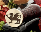 Dragon D13 Wax Seal Stamp