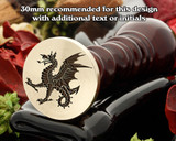 Dragon D16 Wax Seal