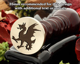 Dragon D17 Wax Seal Stamp
