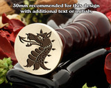 Dragon D18 Wax Seal