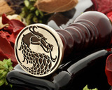 Dragon D22 Wax Seal Stamp