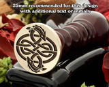 Dragon D25 Wax Seal Stamp