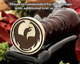 Dragon D26 Wax Seal Stamp