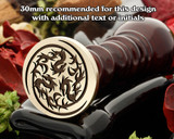 Dragon D30 Wax Seal
