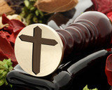 Cross 4 Wax Seal