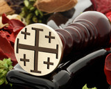 Cross 17 Wax Seal