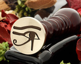 Eye of Ra 1 Wax Seal