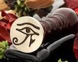 Eye of Ra 3 wax seal