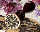 Eye of Ra D5 Wax Seal