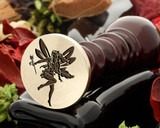 Fairy 1 Wax Seal
