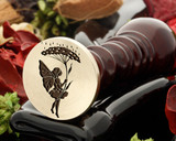 Fairy 3 Wax Seal
