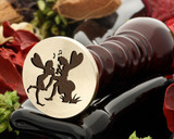 Musical Fairies Wax Seal