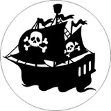 SKULLS PIRATE SHIP