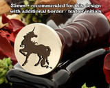 Unicorn D1 Wax Seal