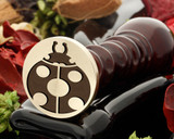Ladybird wax seal stamp
