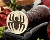 Halloween Spider wax seal stamp