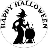 HALLOWEEN - WITCH 3