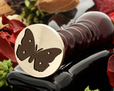 Butterfly 1 Wax Seal