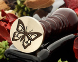 Butterfly 2 Wax Seal