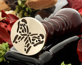 Butterfly 4 Wax Seal