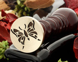 Butterfly 5 Wax Seal