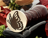 Butterfly 7 Wax Seal