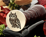 Owl 4 wax seal