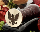 Crest Eagle 2 Wax Seal