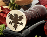 Crest Eagle 5 Wax Seal