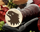 Crest Eagle 6 Wax Seal