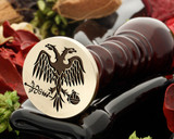Crest Eagle 8 Wax Seal