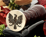 Crest Eagle 10 Wax Seal