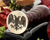 Crest Eagle 11 Wax Seal
