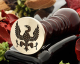 Crest Eagle 12A Wax Seal