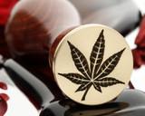 Cannabis Wax Seal Stamp