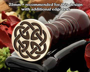 Celtic D12 Wax Seal Stamp