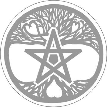 TREE of LIFE PENTACLE