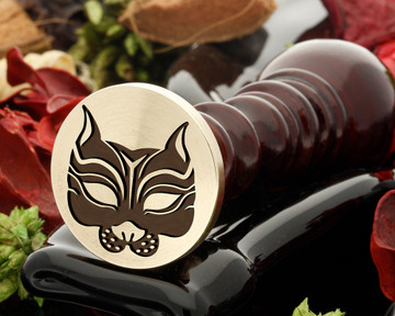 Dog Mask Wax Seal