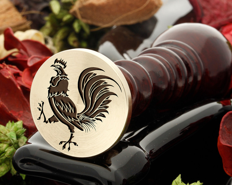 Rooster 2A Wax Seal