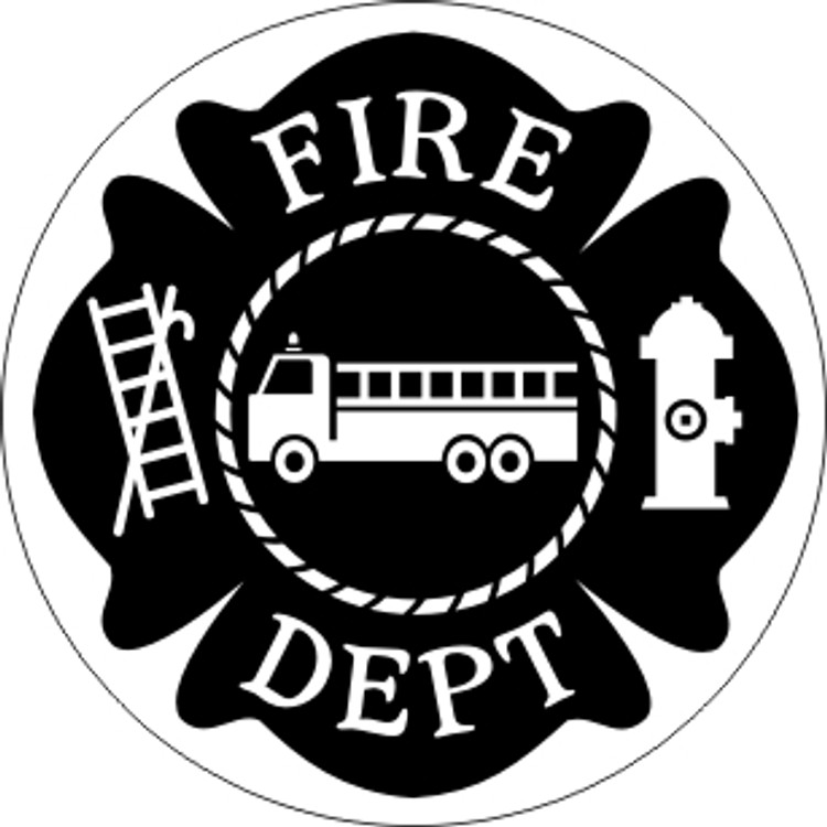 FIRE DEPT 4 from 25mm